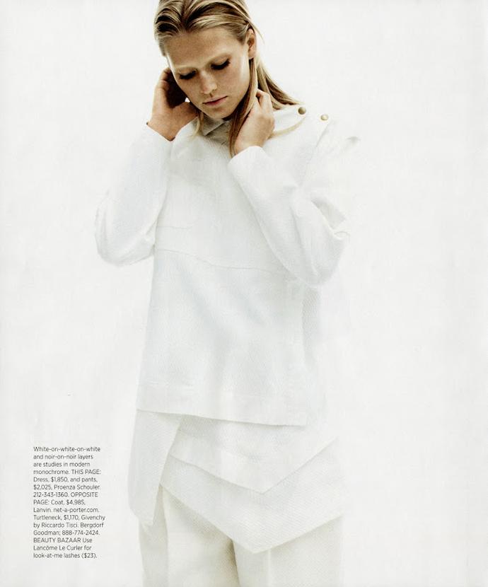 Тони Гаррн для Harper's Bazaar USA (фото 5)
