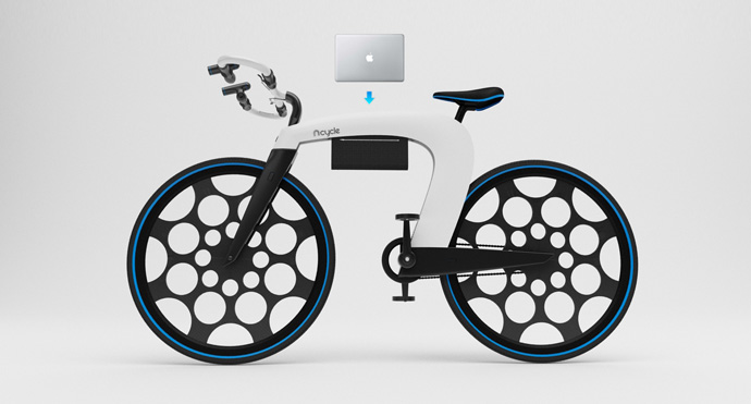 nCycle — велосипед будущего (фото 13)