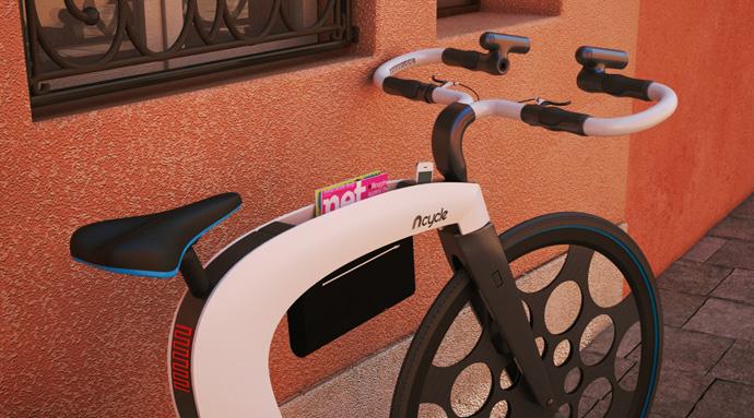 nCycle — велосипед будущего (фото 5)