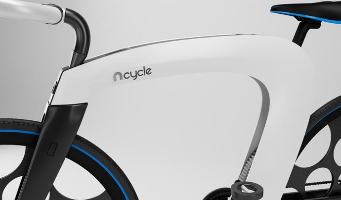 nCycle — велосипед будущего (фото 14)