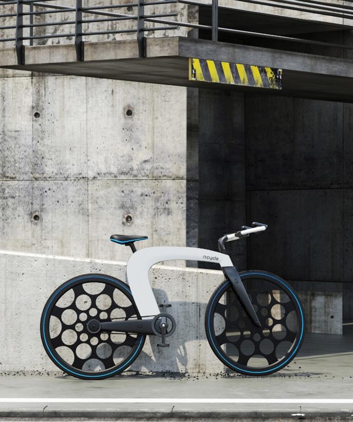 nCycle — велосипед будущего (фото 2)