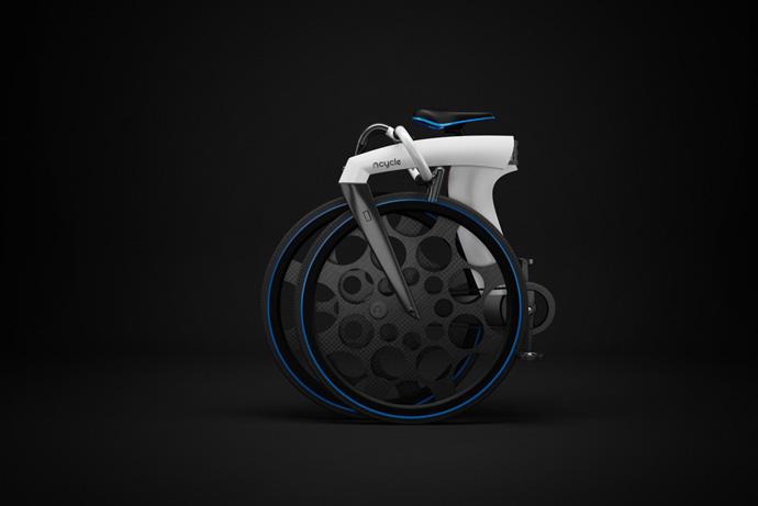 nCycle — велосипед будущего (фото 15)