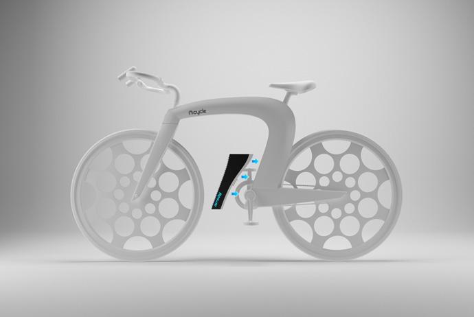 nCycle — велосипед будущего (фото 12)
