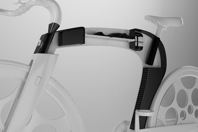 nCycle — велосипед будущего (фото 7)