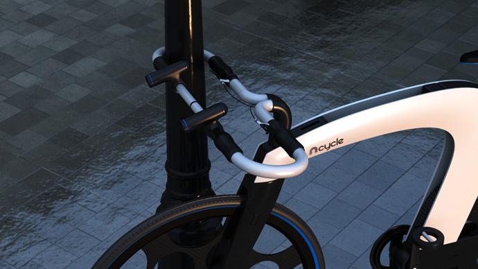 nCycle — велосипед будущего (фото 3)