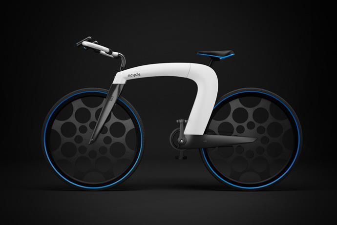 nCycle — велосипед будущего (фото 16)