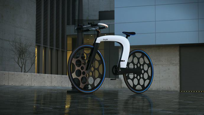 nCycle — велосипед будущего (фото 4)
