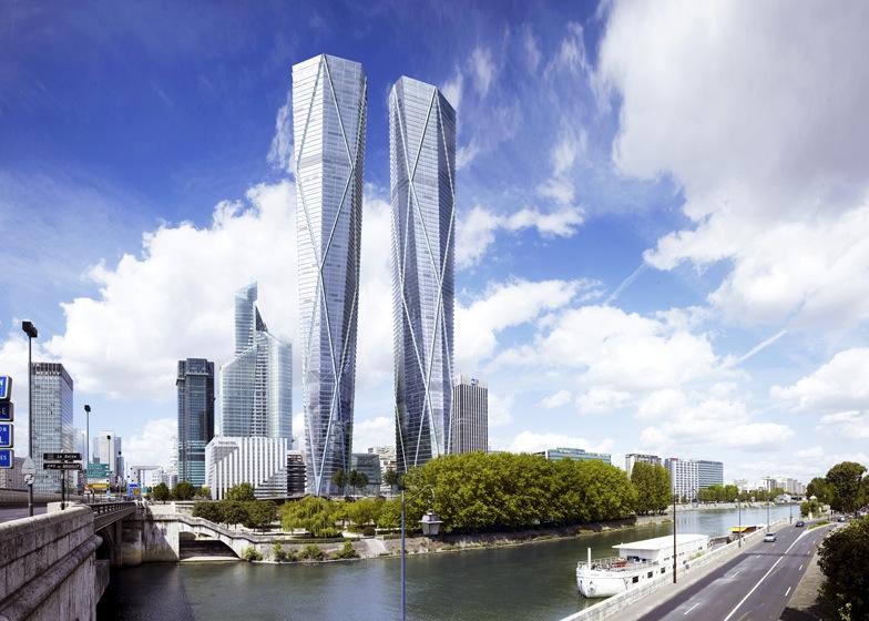 Самое высокое здание в Европе (фото 1)