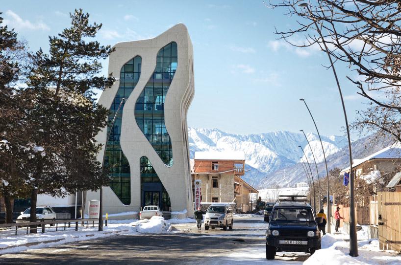 современная архитектура: