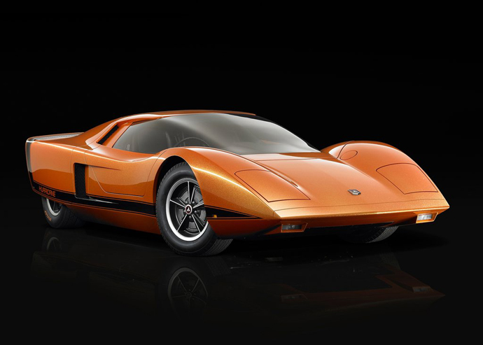 Спорткар Holden Hurricane RD 001