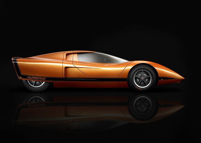 Спорткар Holden Hurricane RD 001 (фото 1)