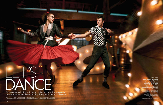 Let's Dance, Vogue Turkey