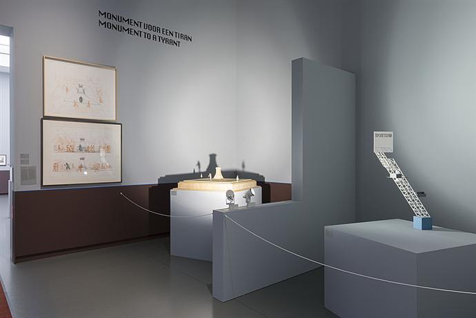 Выставка Кабаковых и Лисицкого в Нидерландах (фото 5)