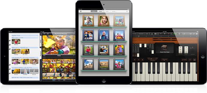 Продажа iPad mini и iPhone 5 стартует в пятницу (фото 2)
