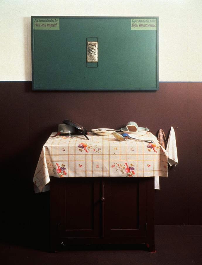 Выставка Кабаковых и Лисицкого в Нидерландах (фото 8)