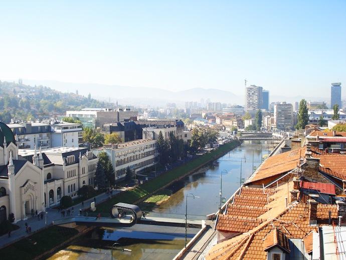 Мост-петля в Сараево (фото 5)