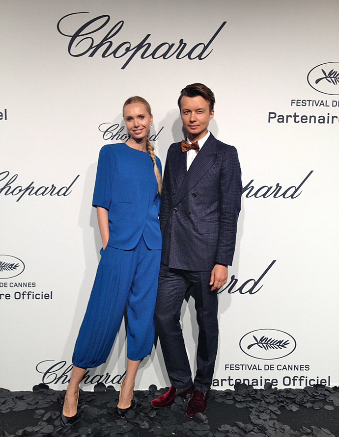 Вечеринка Chopard Mystère Party (фото 1)