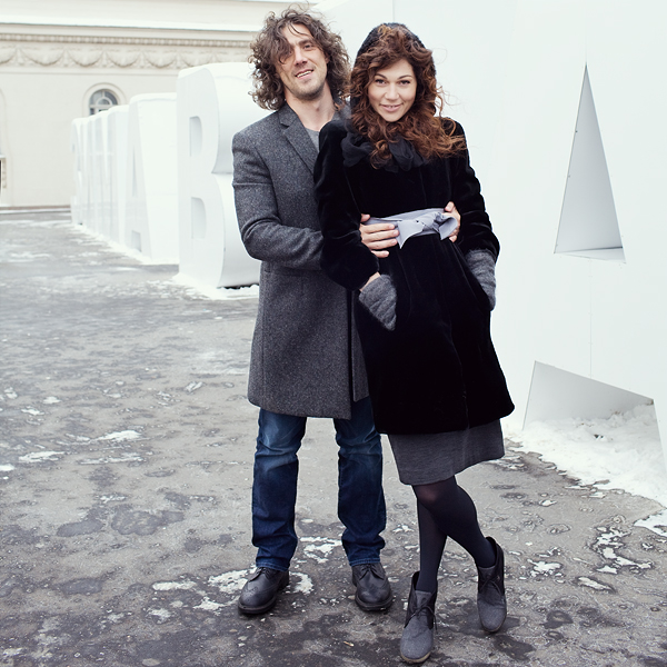 InStyle & Buro 24/7: couples. Часть 4 (фото 11)