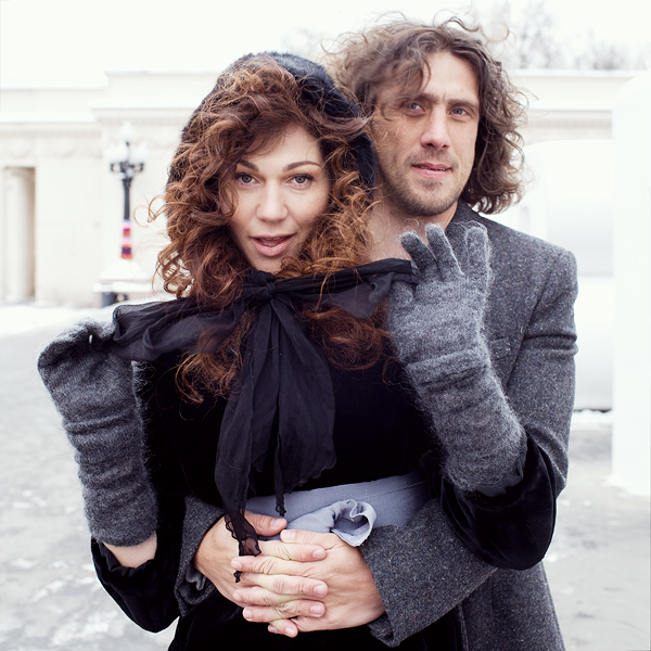 InStyle & Buro 24/7: couples. Часть 4 (фото 14)