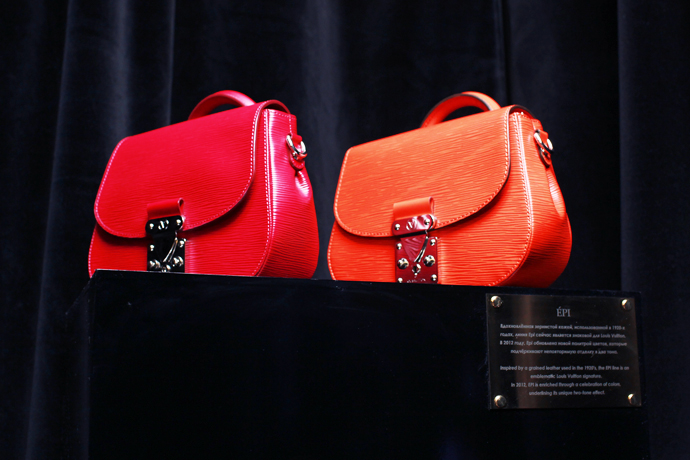 Louis Vuitton: коллекция pre-fall 2012 (фото 10)