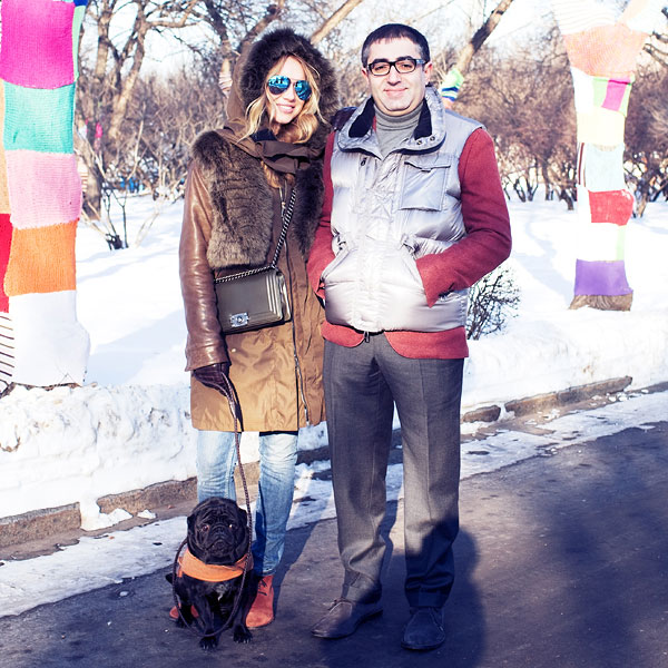 InStyle & Buro 24/7: couples. Часть 4