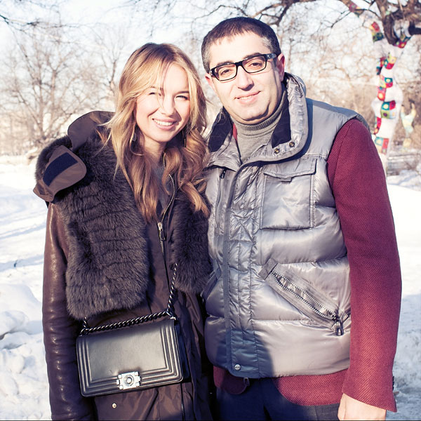 InStyle & Buro 24/7: couples. Часть 4 (фото 4)