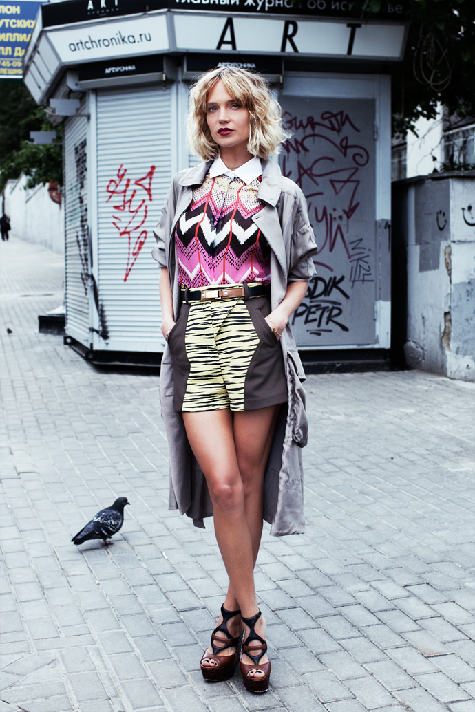 Look of the Week Aizel 24/7: Наталья Ионова (фото 4)