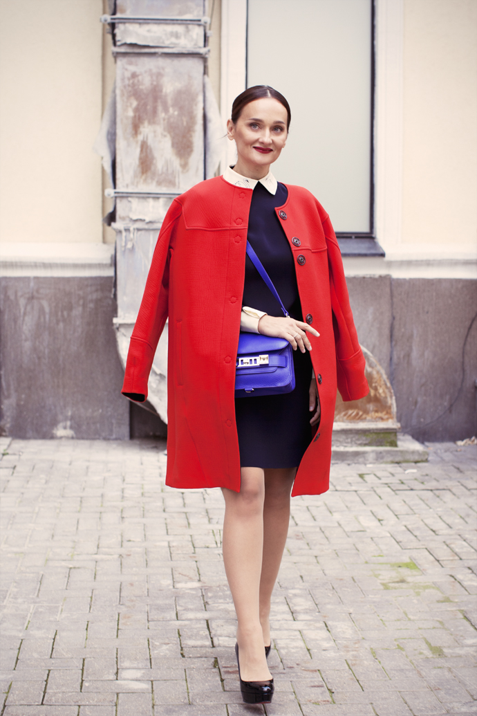 Look of the Week Aizel 24/7: Елена Сотникова