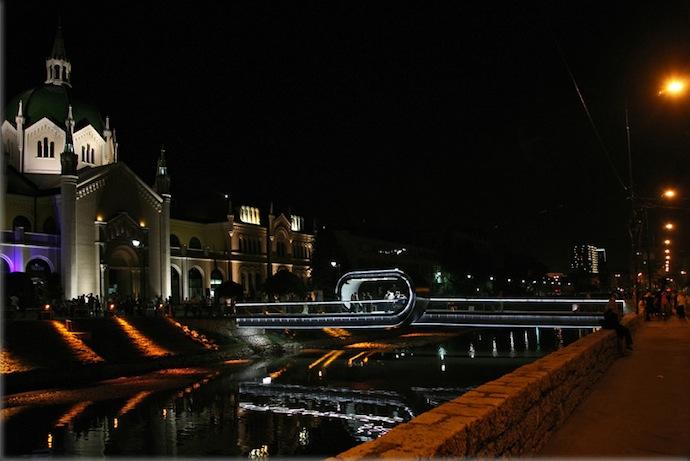 Мост-петля в Сараево (фото 3)