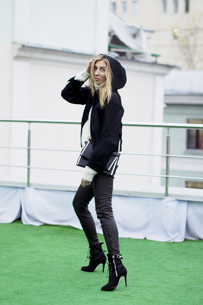 Look of the Week Aizel 24/7: Светлана Бондарчук (фото 2)