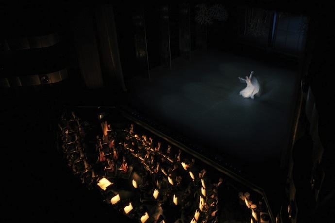 New York City Ballet в снимках Генри Лейтвайлера (фото 15)