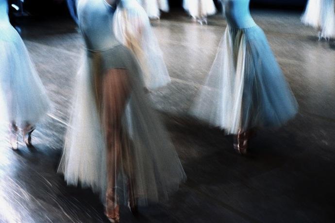 New York City Ballet в снимках Генри Лейтвайлера (фото 13)