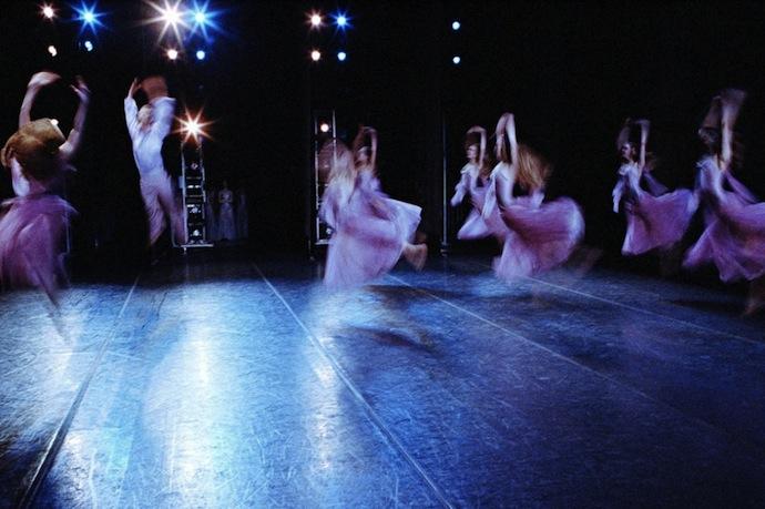 New York City Ballet в снимках Генри Лейтвайлера (фото 4)