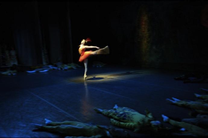 New York City Ballet в снимках Генри Лейтвайлера (фото 3)