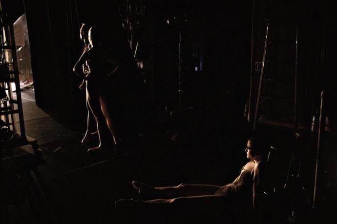 New York City Ballet в снимках Генри Лейтвайлера (фото 1)