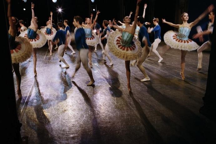 New York City Ballet в снимках Генри Лейтвайлера (фото 17)