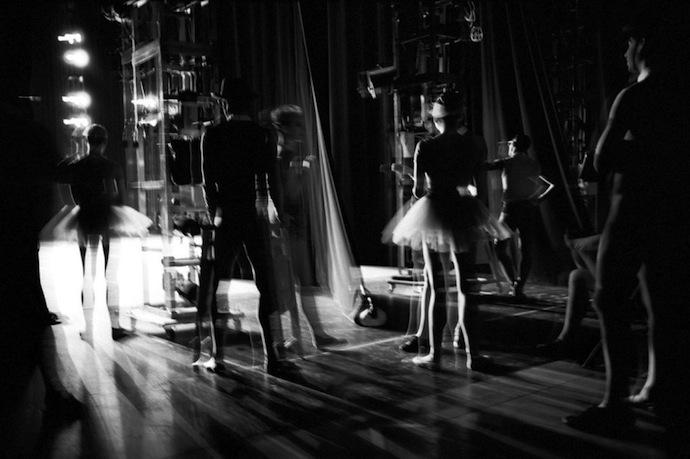 New York City Ballet в снимках Генри Лейтвайлера (фото 18)