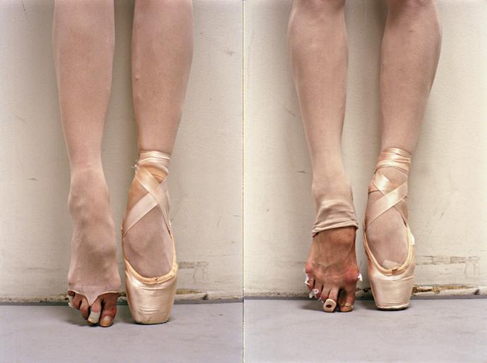 New York City Ballet в снимках Генри Лейтвайлера (фото 7)