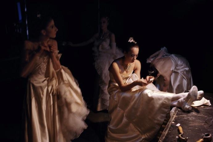 New York City Ballet в снимках Генри Лейтвайлера (фото 6)