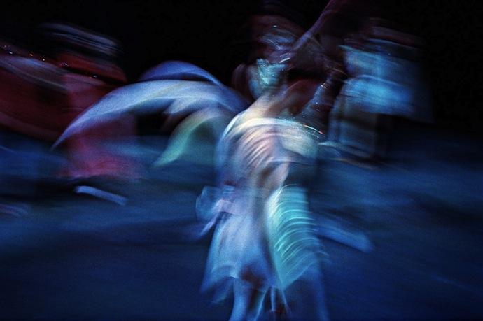 New York City Ballet в снимках Генри Лейтвайлера (фото 9)