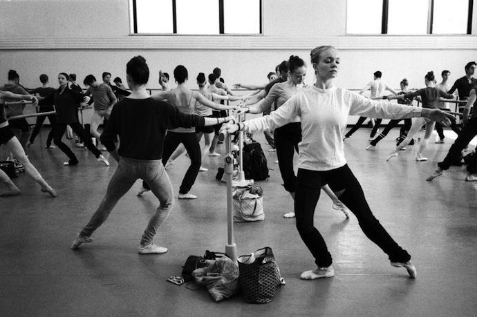 New York City Ballet в снимках Генри Лейтвайлера (фото 19)