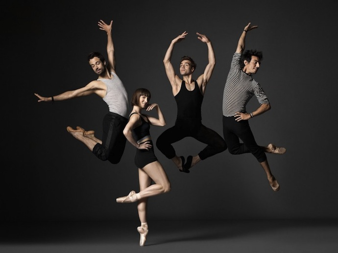 New York City Ballet в снимках Генри Лейтвайлера (фото 8)