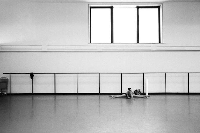 New York City Ballet в снимках Генри Лейтвайлера (фото 12)