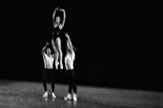 New York City Ballet в снимках Генри Лейтвайлера (фото 11)