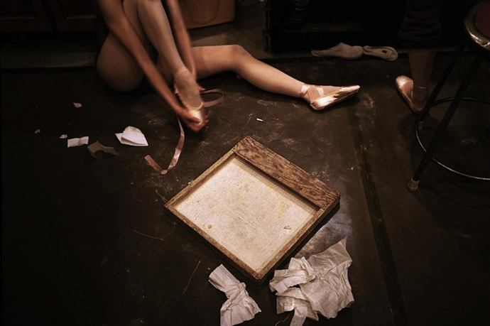 New York City Ballet в снимках Генри Лейтвайлера (фото 10)