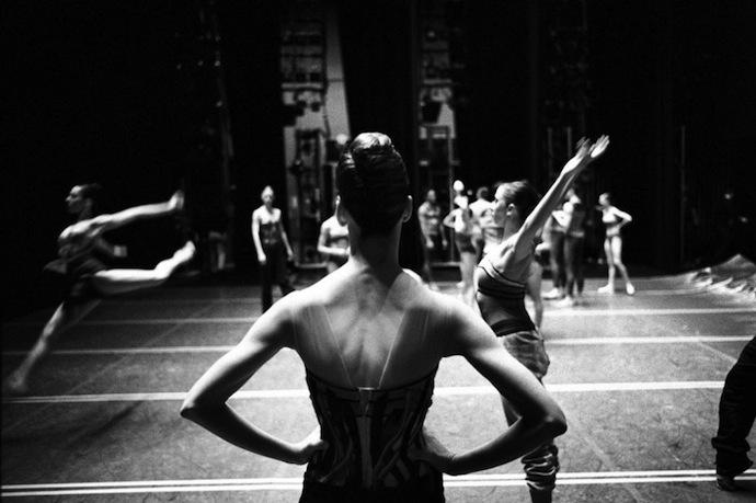 New York City Ballet в снимках Генри Лейтвайлера (фото 2)