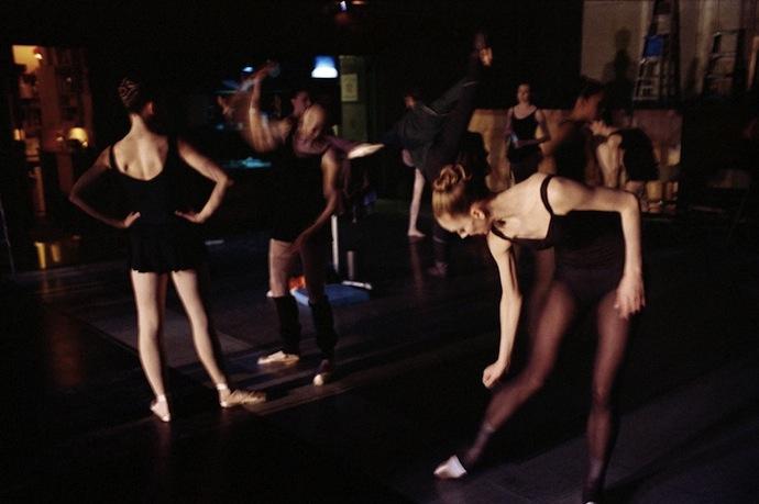 New York City Ballet в снимках Генри Лейтвайлера (фото 21)