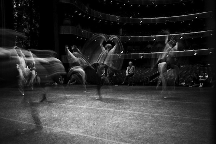 New York City Ballet в снимках Генри Лейтвайлера (фото 16)