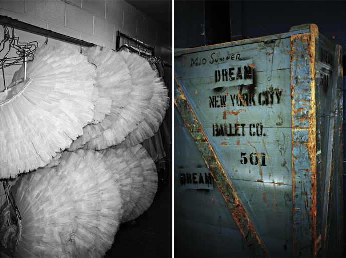 New York City Ballet в снимках Генри Лейтвайлера (фото 14)