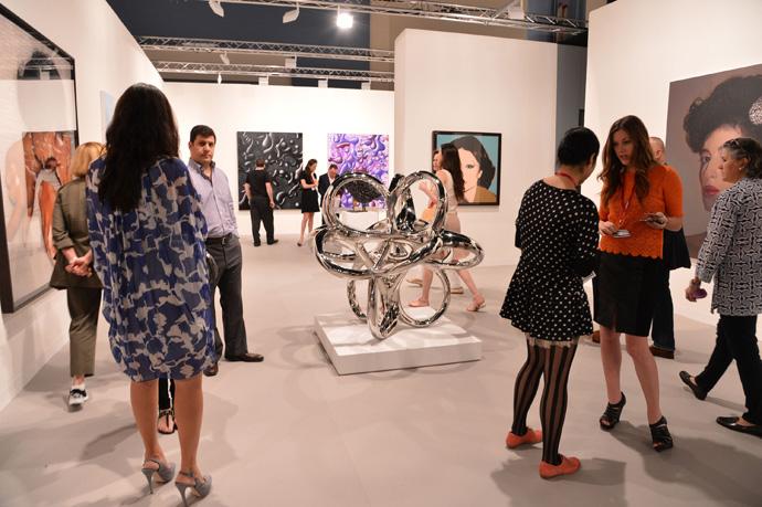 Герман Ларкин о ярмарке Art Basel Miami (фото 21)